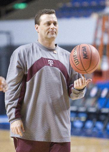 Former Texas A Amp M Men S Basketball Coach Billy Gillispie