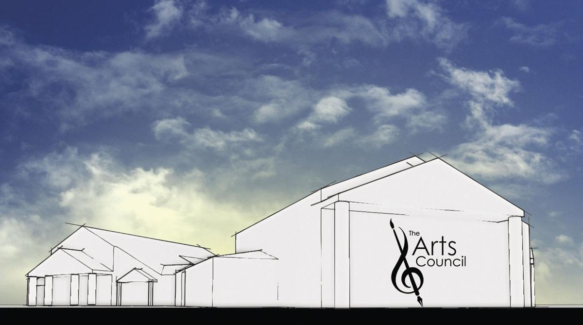 Site selected for new Arts Council building