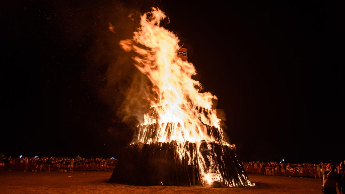 Texas A&M's Student Bonfire to be livestreamed