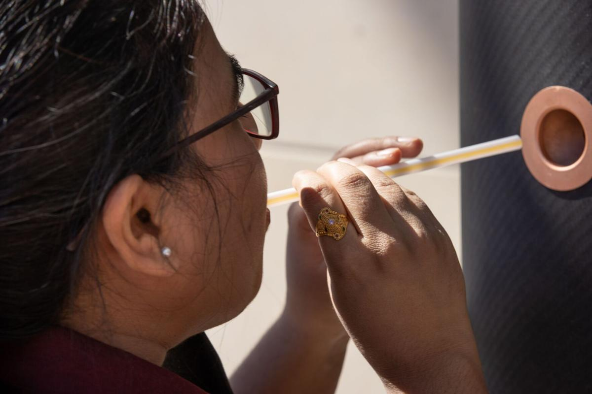Texas A&M University System partnership develops COVID-19 breath test
