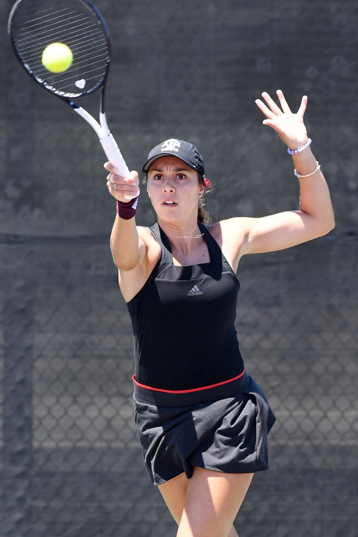 Texas A&M vs. Georgia tennis
