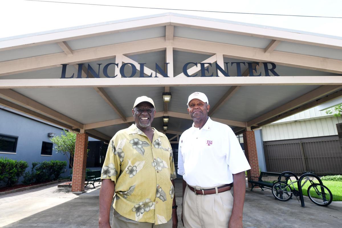 James E. Steen and Sylvester Calhoun