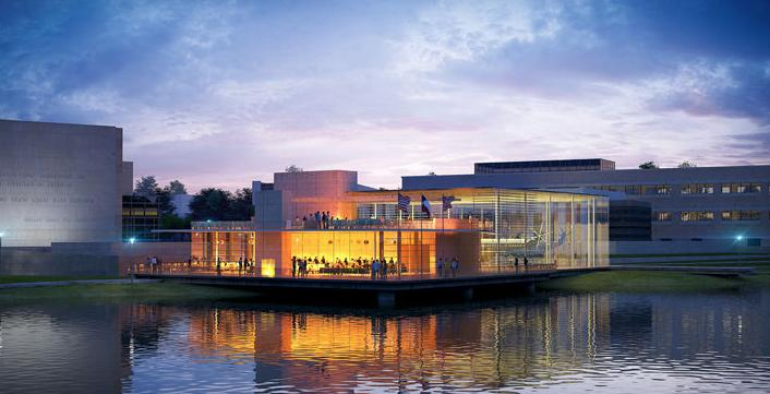 George H W  Bush Library and Museum expanding to feature