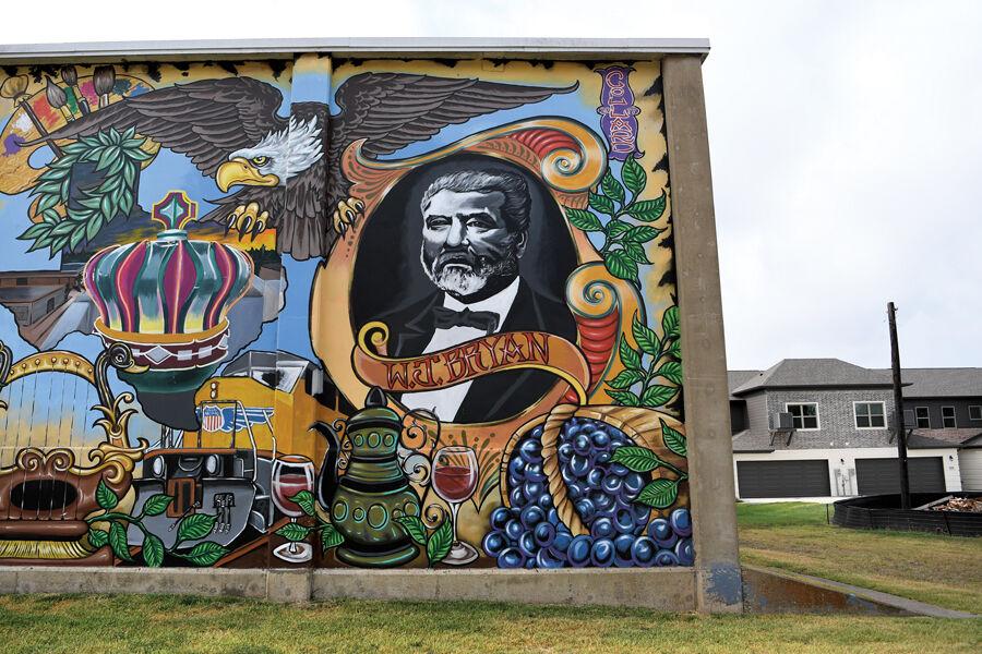 31st Street Murals