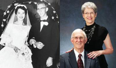 Dr. & Mrs. Read Celebrate 60th Anniversary