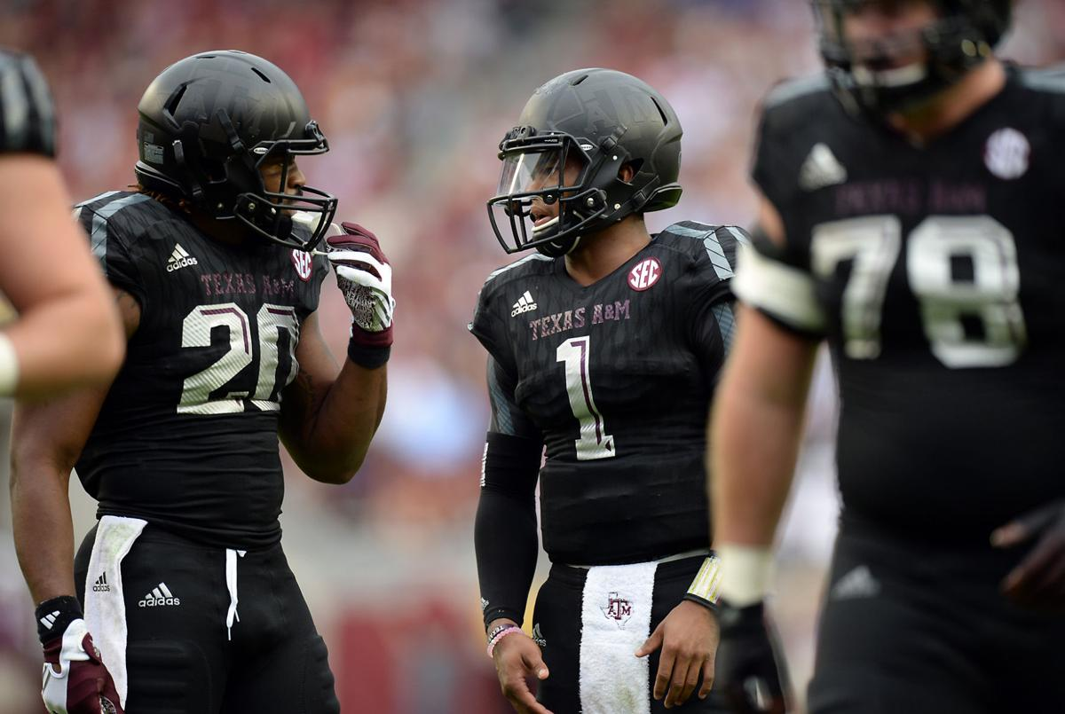 buy online 398af 1bfab Alternate Aggie football uniforms a treat for players, fans ...