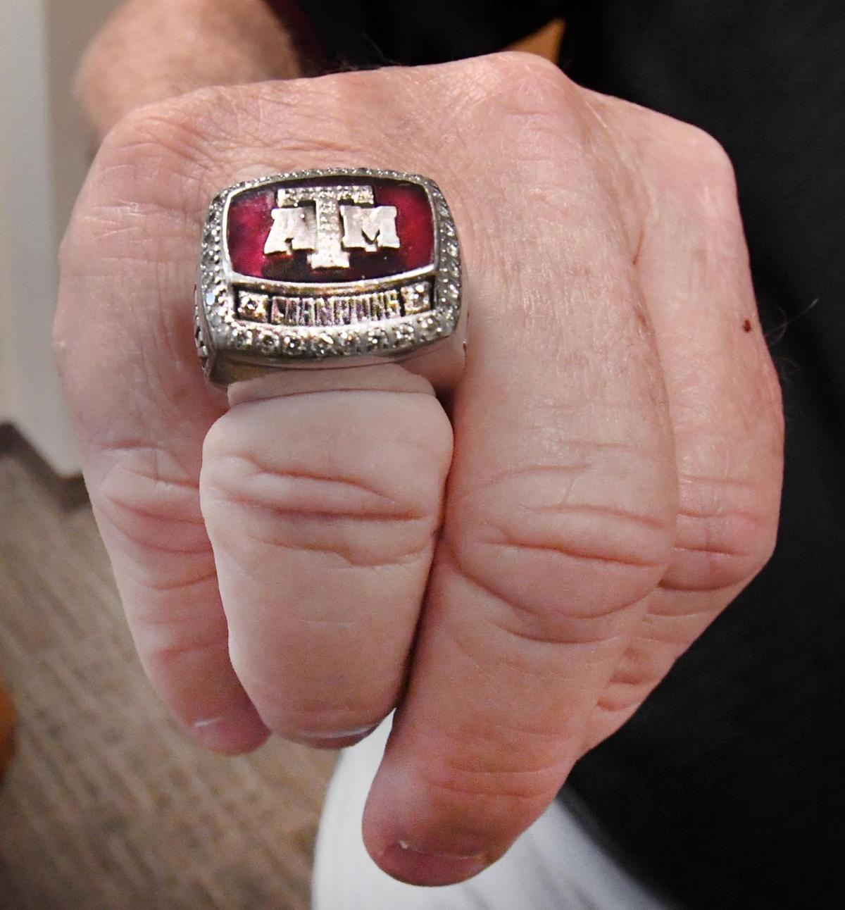 What\'s in Your Office: Texas A&M women\'s basketball coach Gary Blair ...