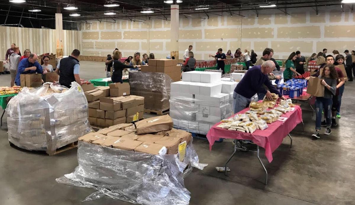 Blessings in Bags gives Byran-College Station families food security while school is out for holidays