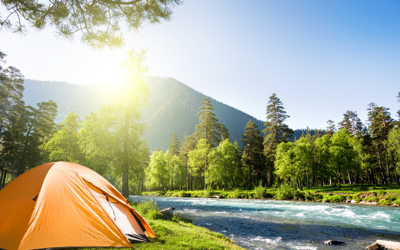 Ahhh The Great Outdoors! Enjoy It With These 15 Camping Essentials