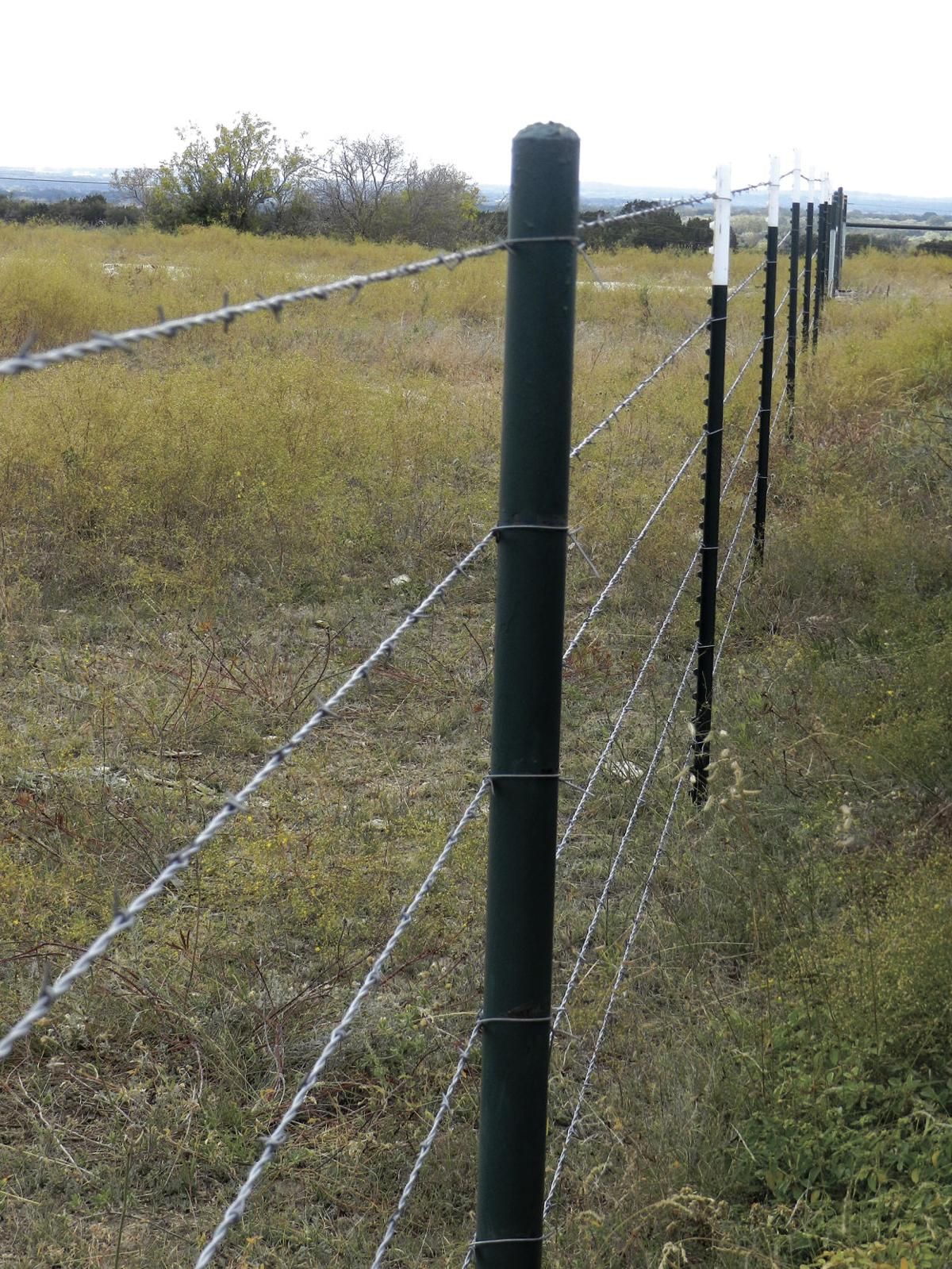 Get wired! Selection of fence wire is important | Land & Livestock ...