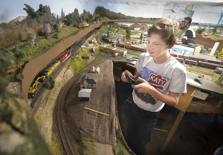 Society shares love of model trains