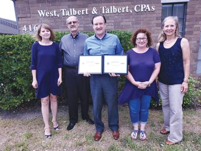 College Station firm recognized for work with military personnel