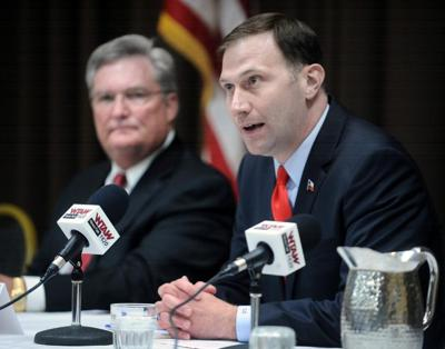 Education and budget issues dominate GOP forum