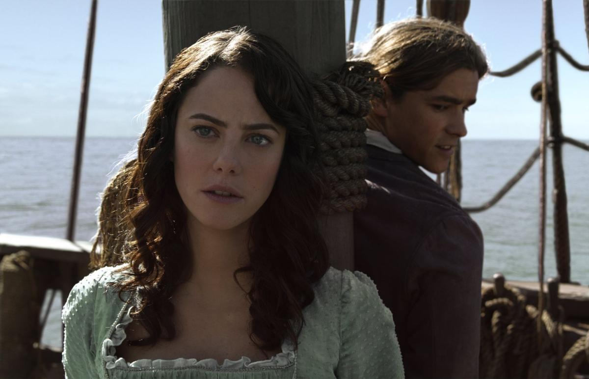 Movie review: Special effects steal spotlight in 'Pirates of