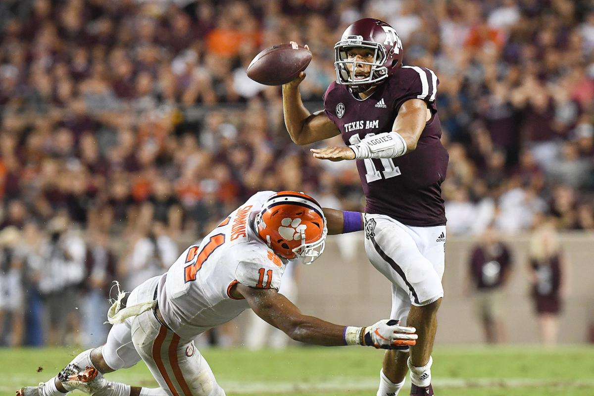 Aggies almost push No. 2 Tigers to overtime, lose 28-26