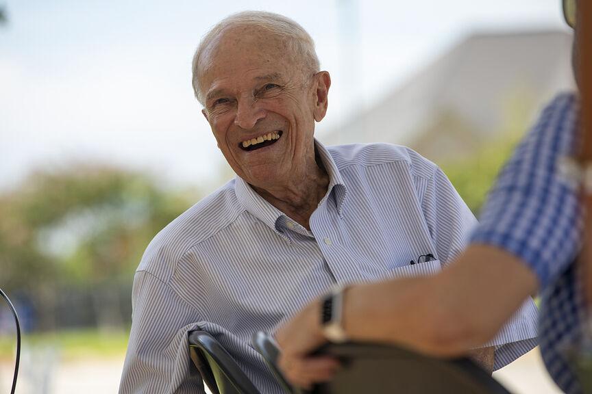 Merrill Green 90th birthday
