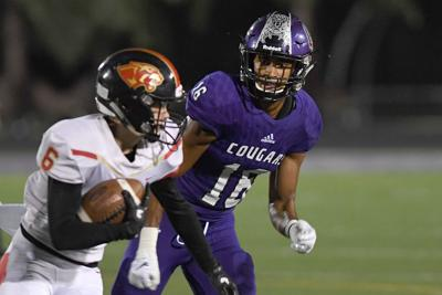 College Station vs. Caney Creek football