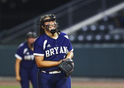 Bryan Softball vs Waxahachie