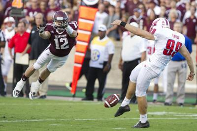 the latest 5efe7 f93c3 Texas A&M limits jersey sales to No. 12 | Local News ...