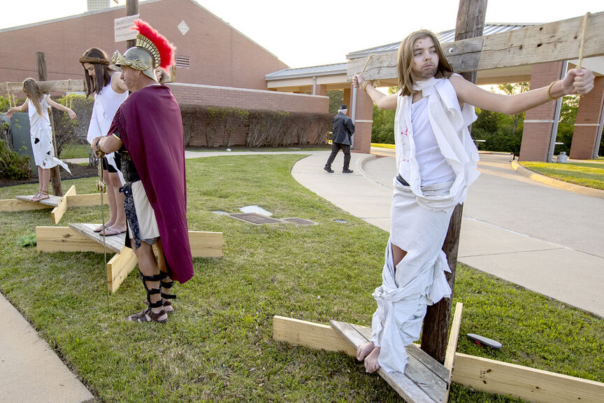 Living Passion of Christ