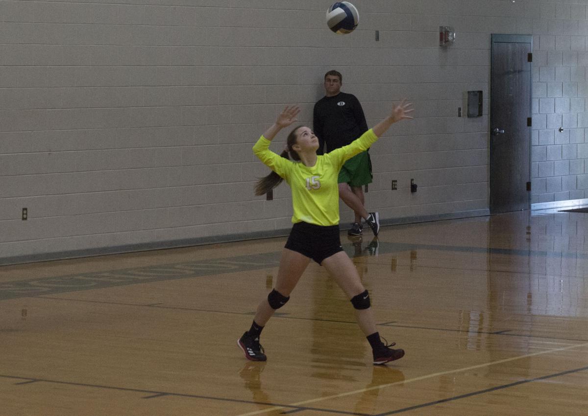 Burton volleyball beats Snook