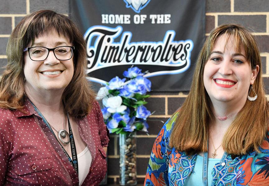 TEACHER APPRECIATION: Ann & Kimberly Rife