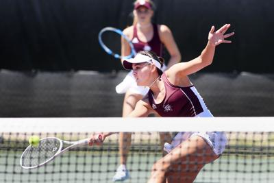Texas A&M vs. Tennessee tennis