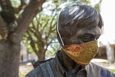 A&M campus mask