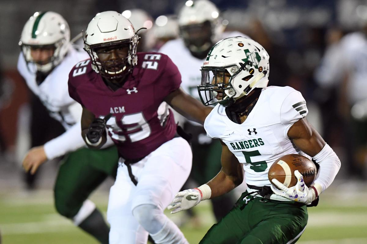 A&M Consolidated vs. Rudder football
