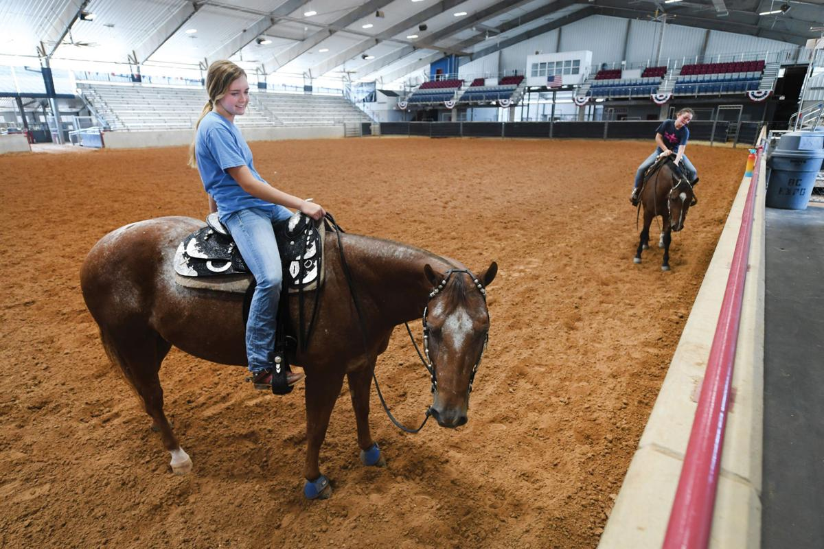 57th Annual Texas State 4-H Horse Show