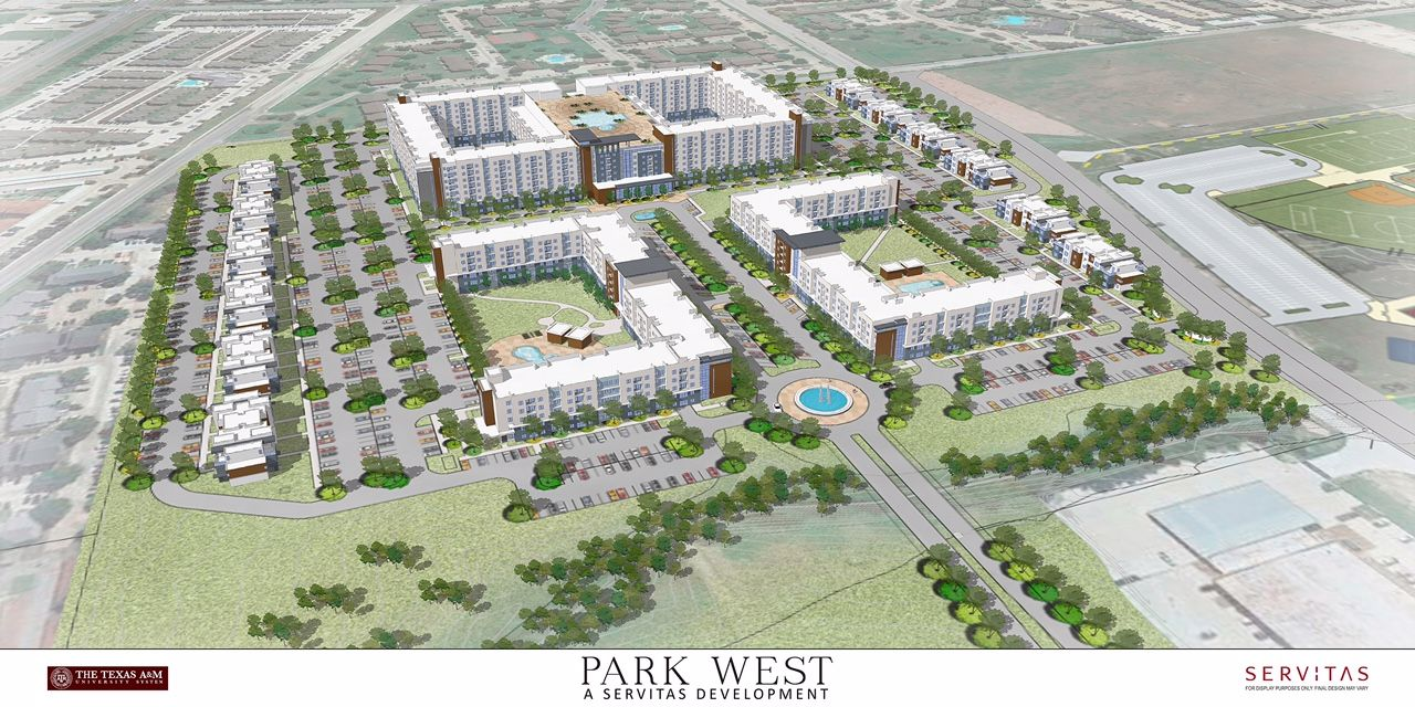 Park West College Station Apartments