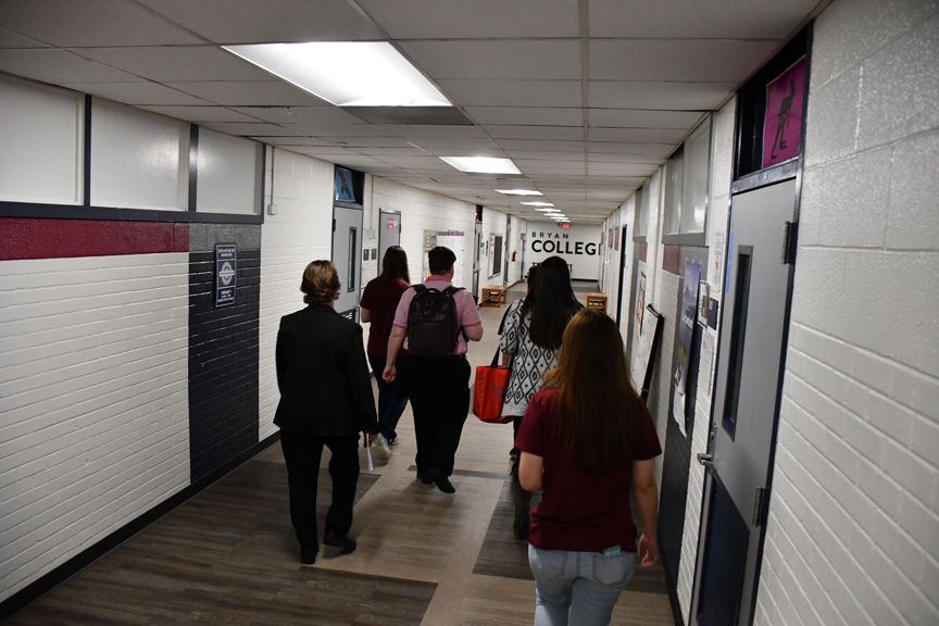 BCHS learning tour