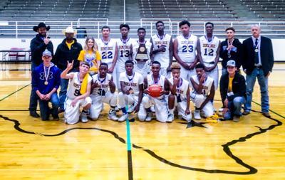 Dime Box boys basketball team to open state tournament today