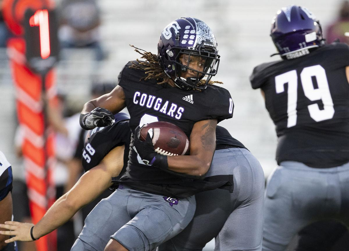 College Station football vs. New Caney