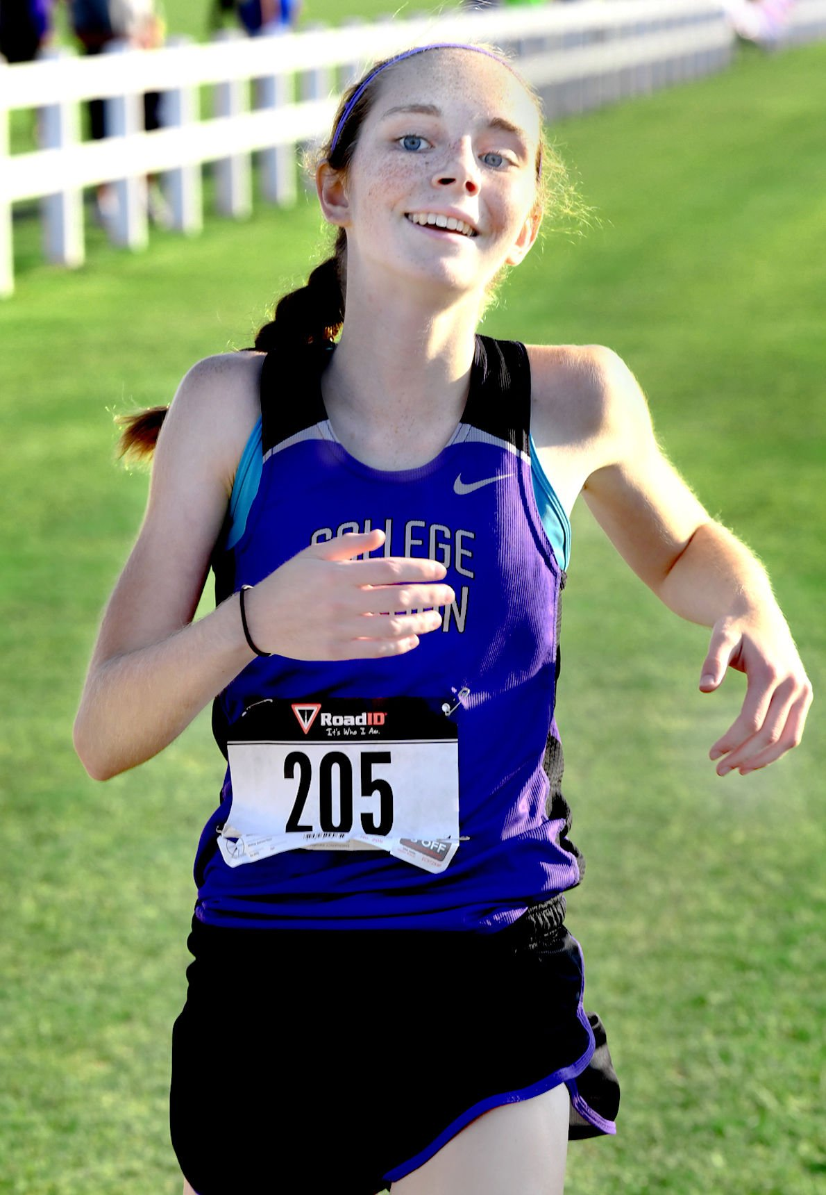 College Station Cross Country Teams Sweep District 18 5a