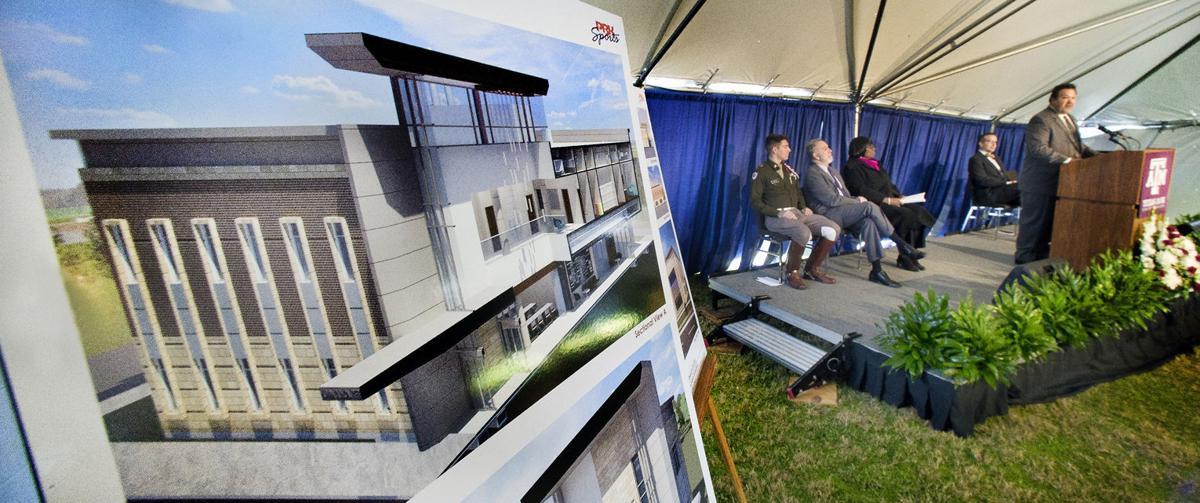 5b02a2c8c56af Texas A M unveils  master plan  for campus