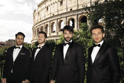 4 Italian Tenors