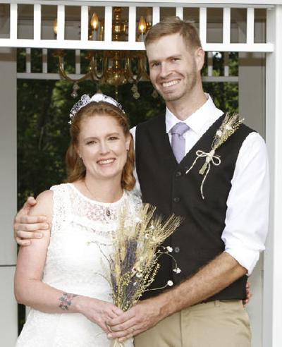Liskey - Wilkerson Wedding