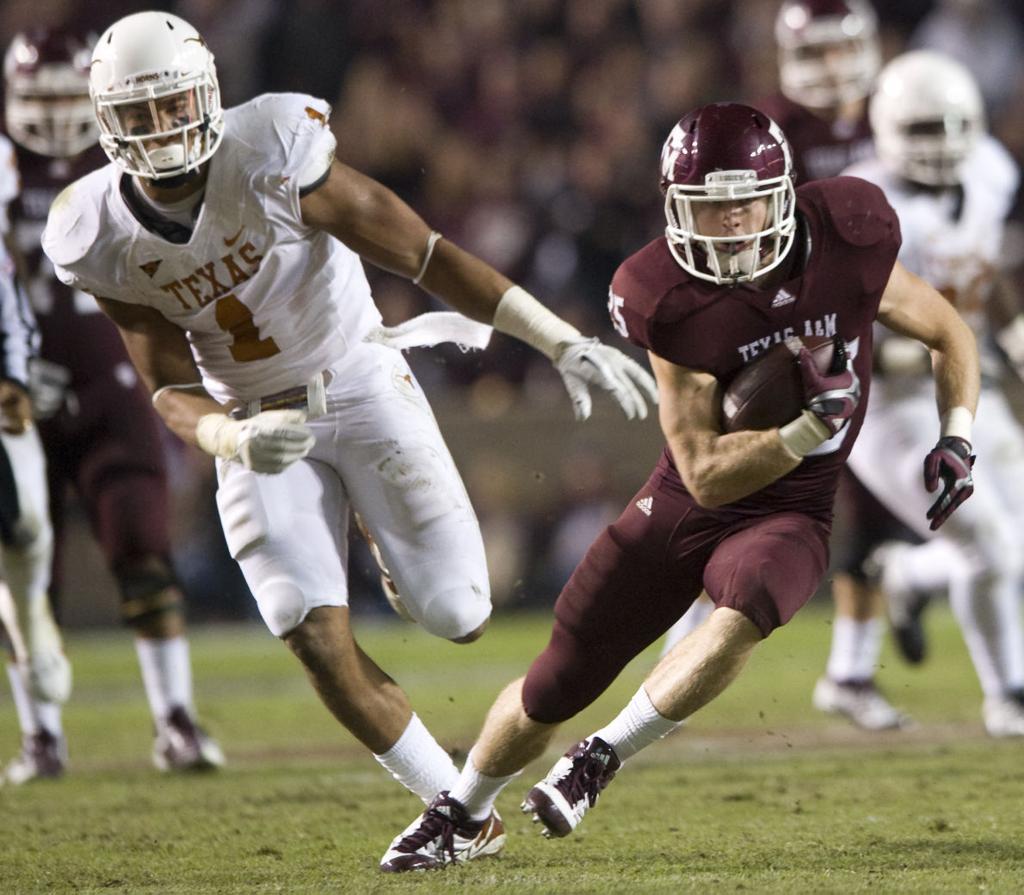 Texas A M Vs Texas 2011 Aggiesports Theeagle Com