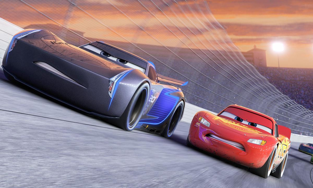 Cars 3\': Once more around the track, for old times sake | Movies ...