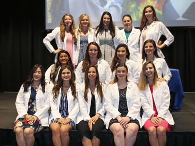 Fourteen graduate from Blinn College dental hygiene program