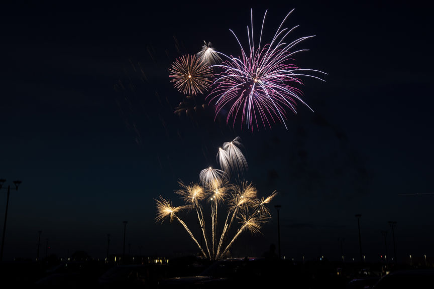 RELLIS fireworks