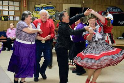 Texas square dancers bring annual festival to Bryan