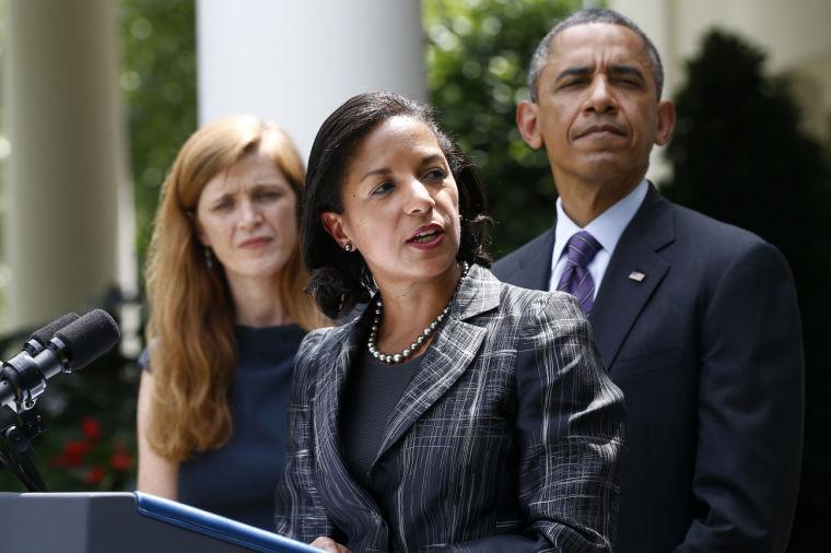 Obama names outspoken Susan Rice as his security adviser