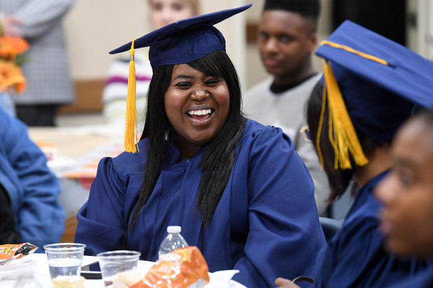BVCOG's FSS and GED graduation
