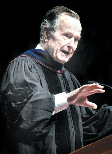 Aggie grads told to enrich lives