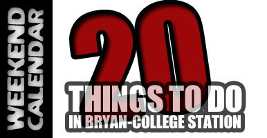 Twenty things to do in Bryan-College Station