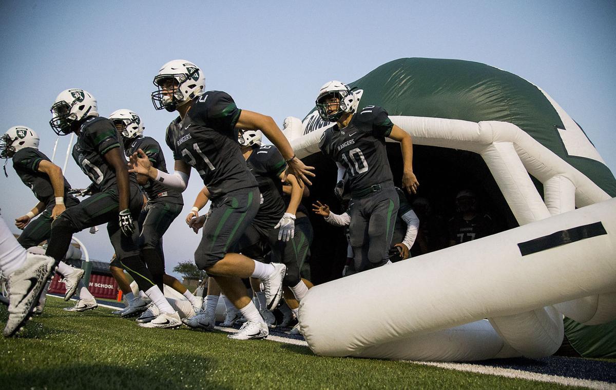 College Station Football Team To Host Improving Rudder