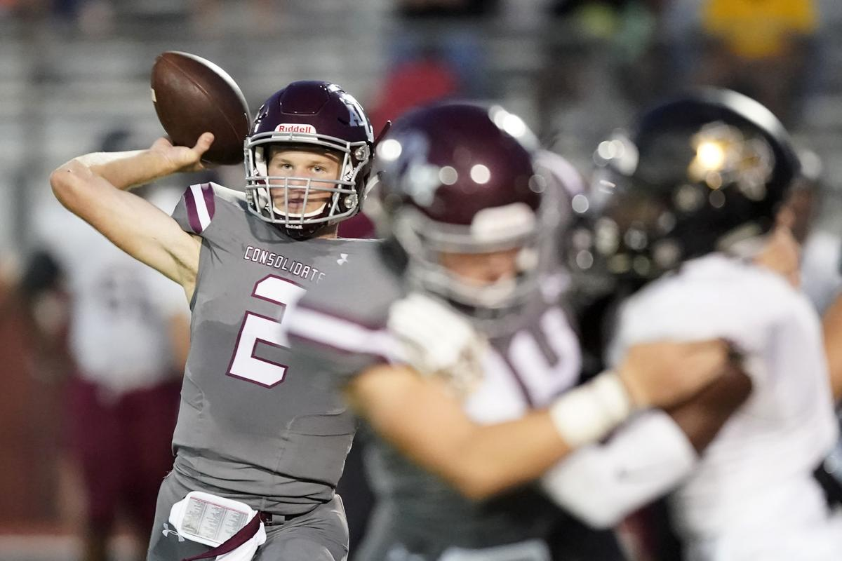 A&M Consolidated-Leander Rouse football