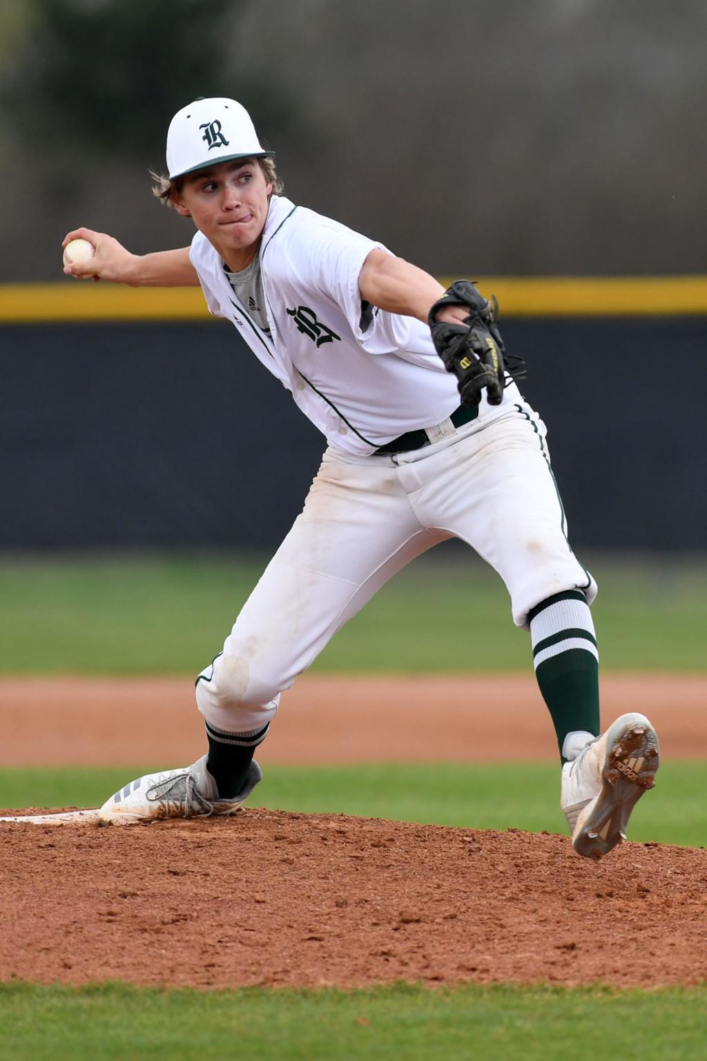 Rudder Baseball Team Loses To Magnolia West In District 19 5a Opener